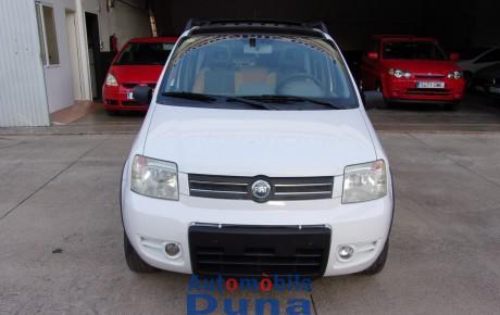 FIAT PANDA 4X4 CON DOBLE TECHO SOLAR