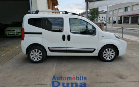 Fiat Qubo 1.3 JTD Trekking matriculada como turism